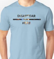 Disappear Here (IV) Slim Fit T-Shirt
