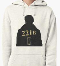 Sherlock 221B Pullover Hoodie