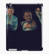 Freeman, Felton, Criss iPad Case/Skin