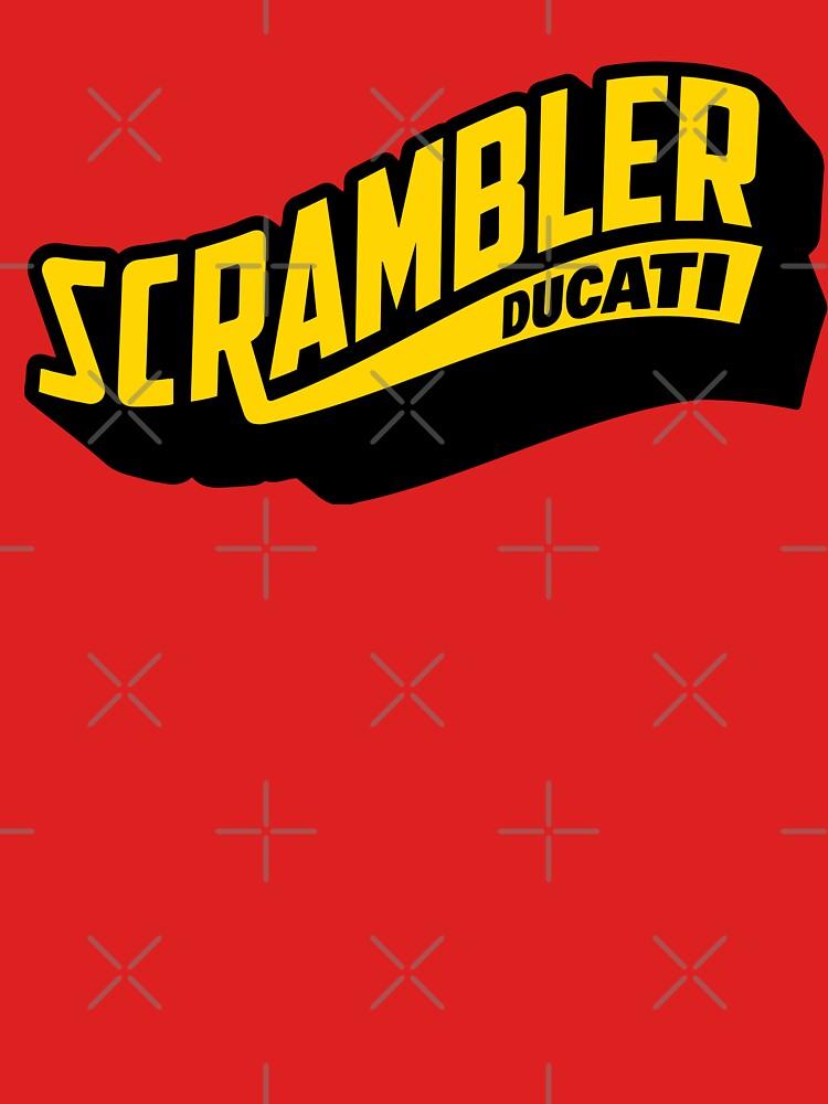 Scrambler Ducati von royalfixxx