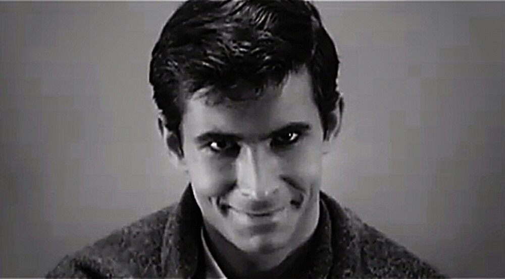 Norman Bates, Psycho by MacLeod