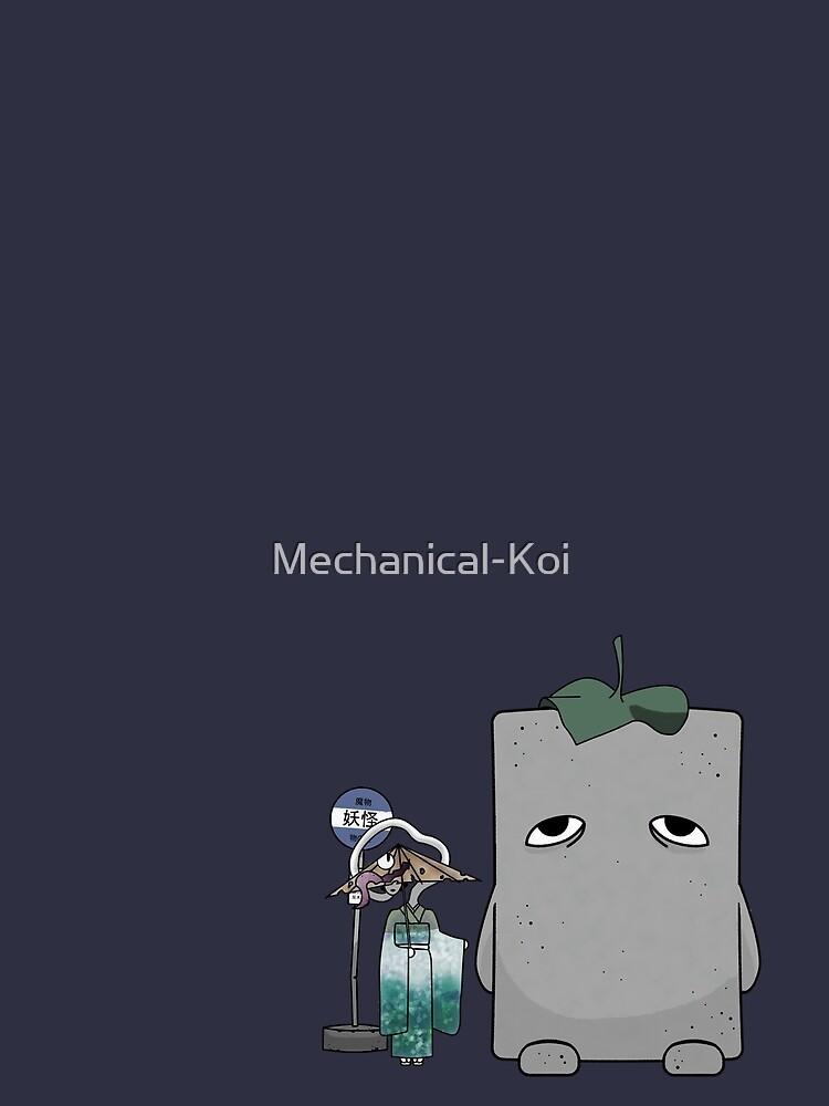 Mi vecino Yokai de Mechanical-Koi