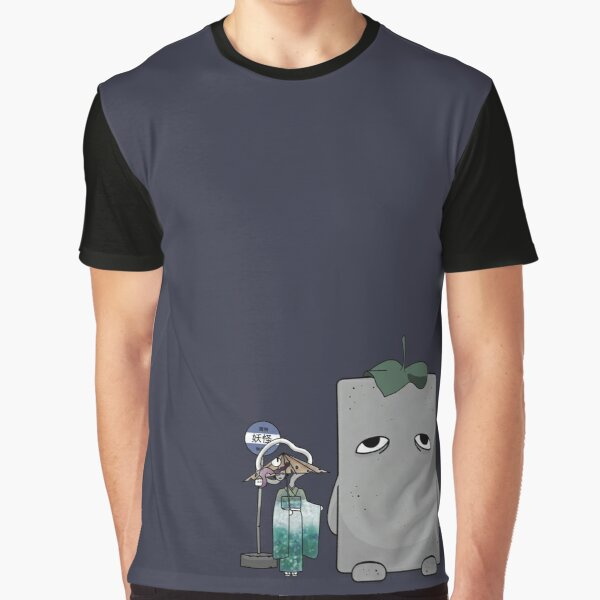 My Neighboring Yokai Graphic T-Shirt