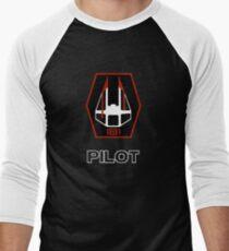 181st Fighter Group - Star Wars Veteran Series Men's Baseball ¾ T-Shirt