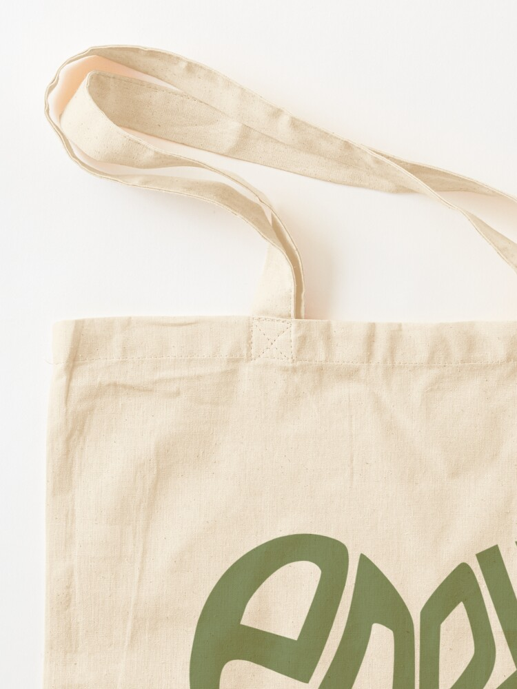 Alternate view of Love The Earth. Tote Bag