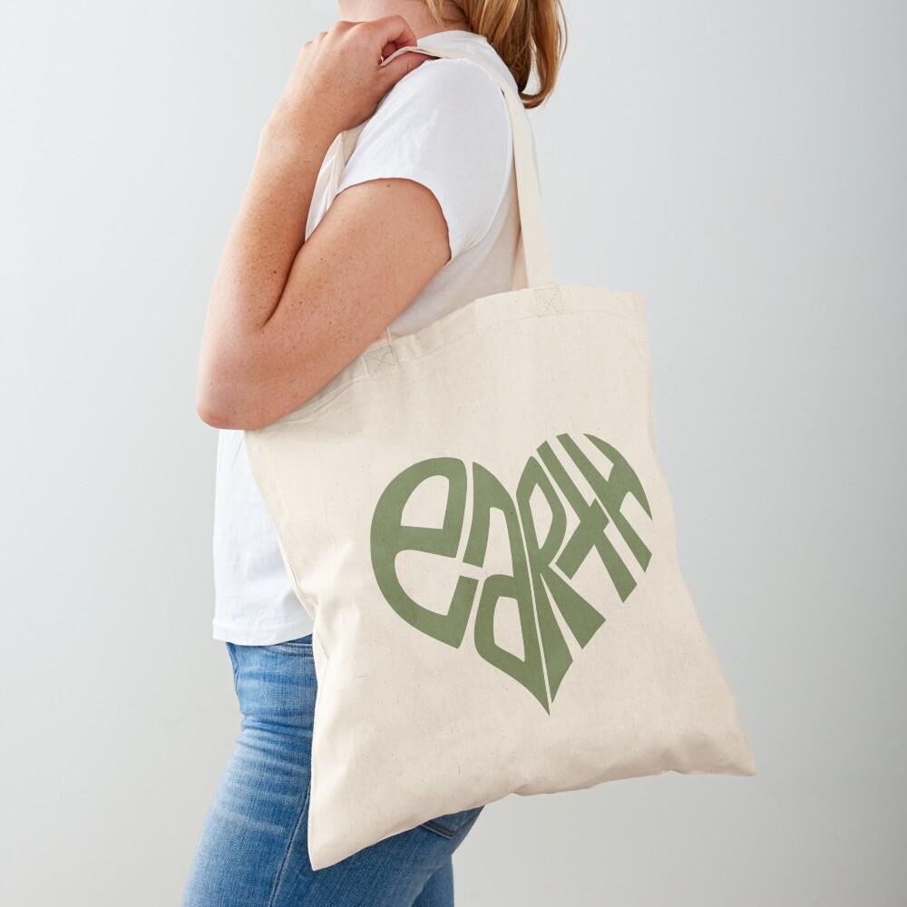 Love The Earth. Tote Bag
