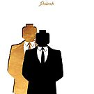 Anonymous Lego  by Shobrick