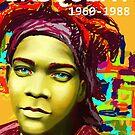 Basquiat by Anja Shu