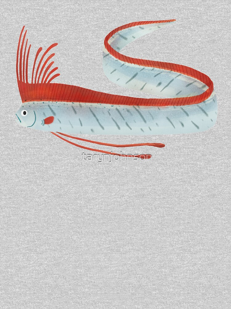 Oarfish by tarynjohnson