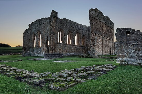 Egglestone Abbey by mountainsandsky