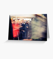 Lomography Movement Greeting Card