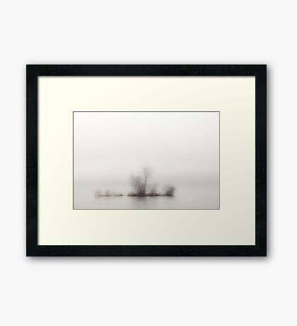 Suggestion Framed Print
