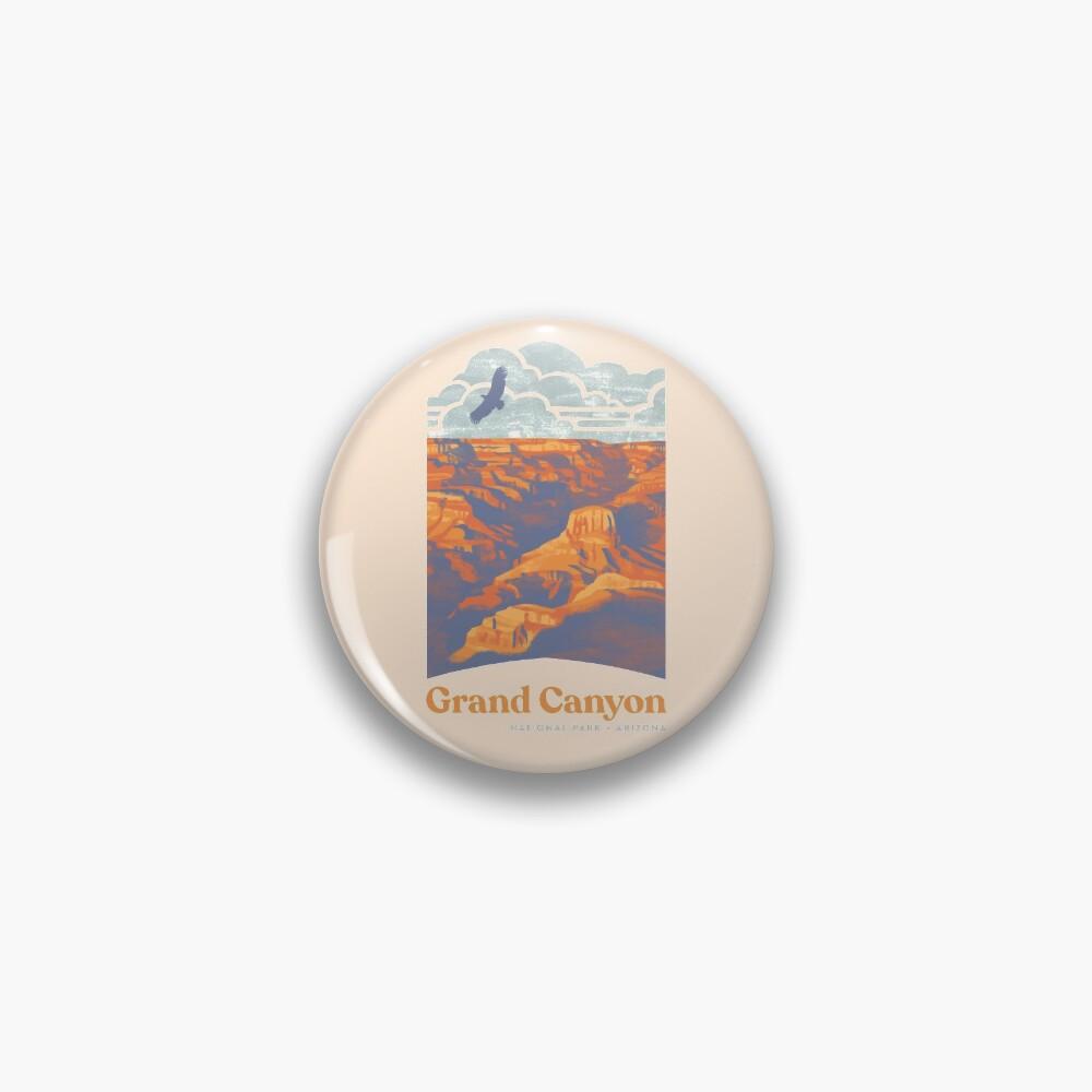 Grand Canyon National Park Pin