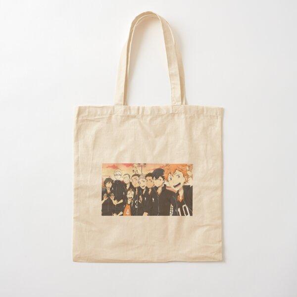 Haikyuu Tote bag classique