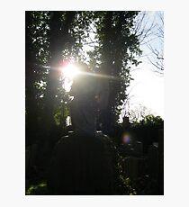 Neverending light Photographic Print