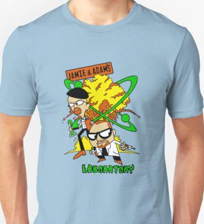Jamie and Adam's Lab T-Shirt