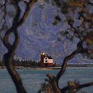 The perfect evening by Sandra Guzman