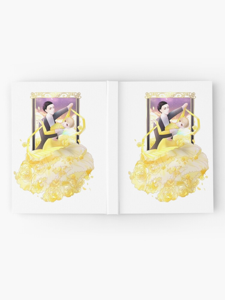 Alternate view of Frame and Flower Hardcover Journal
