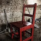 Red Chair by Julesrules