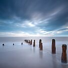 Spurn Point Seascape by Moey