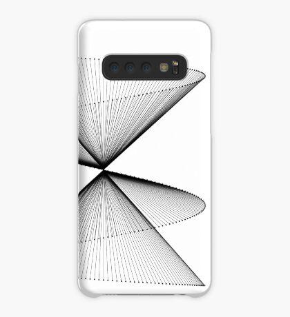 Lissajous XXV Case/Skin for Samsung Galaxy