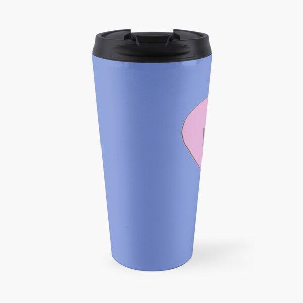 Yoga Love Travel Mug