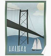 Halifax Canada Poster