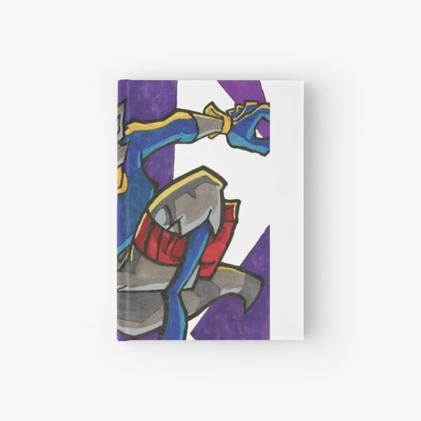 Sly Cooper Hardcover Journal
