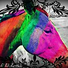 A Horse of Many Colors  by Kimberly Darby