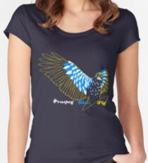 Fly Women's Fitted Scoop T-Shirt