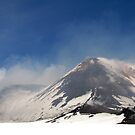 On A Calm Day - Mt. Etna by jules572