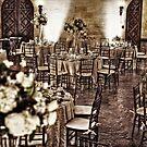 Wedding Setting by Tyler Thomas