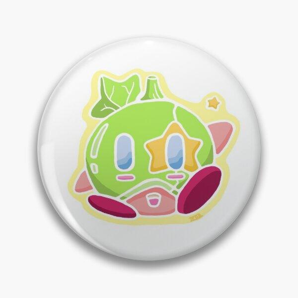 Kirby w/ Suika mask Pin