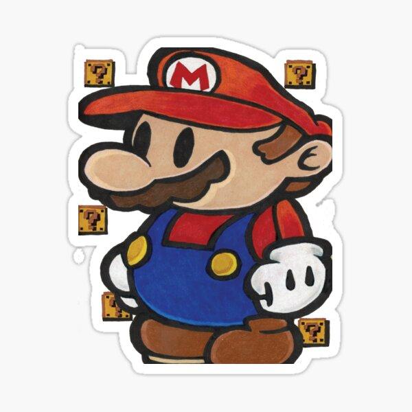 Itsa Me! Sticker