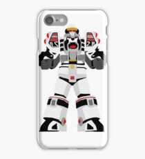 Mighty Morphin Power Rangers Tigerzord iPhone Case/Skin