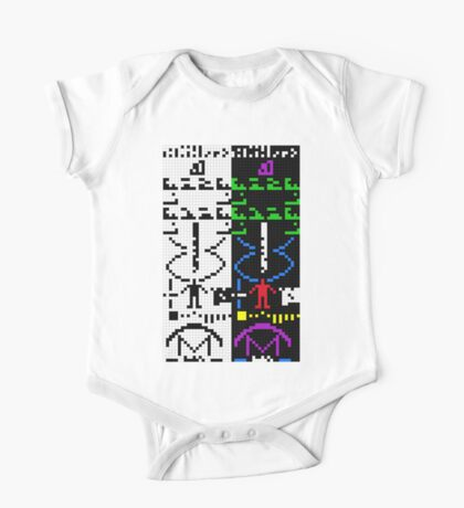 The Arecibo Message 003 Kids Clothes