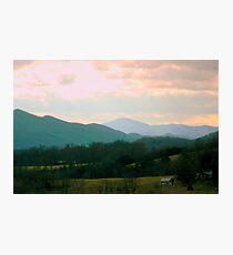 Rural Virginia Photographic Print