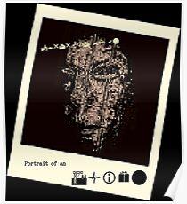 Portrait of an Alien Poster