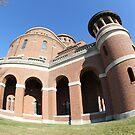 Sister's Monastery by katpartridge