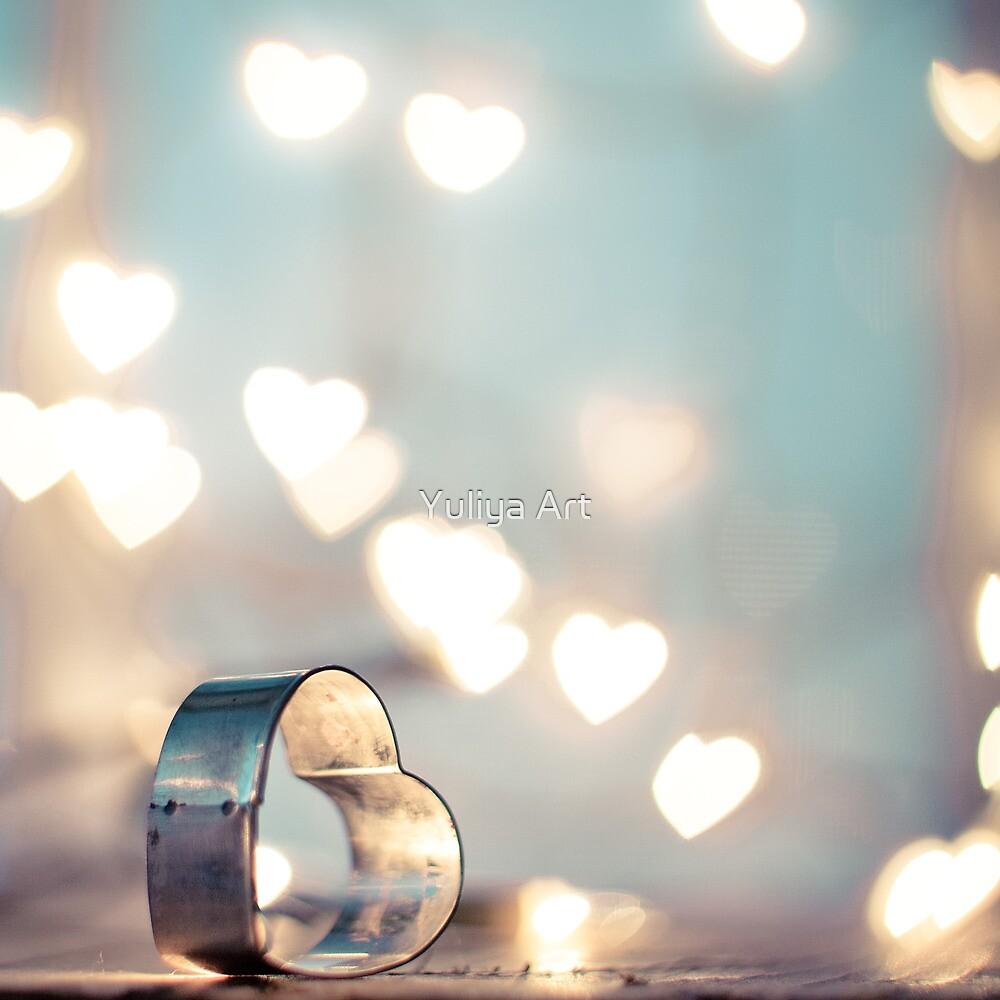 Love Spell by Yuliya Art