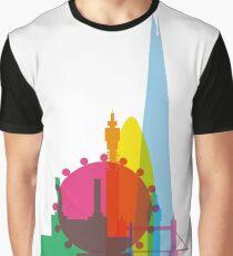 London Silhouette Graphic T-Shirt
