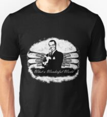 Louis Armstrong - What a Wonderful World T-Shirt