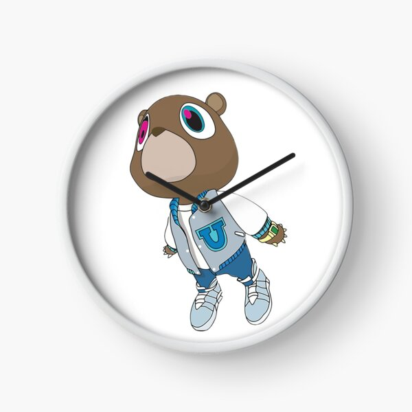 Kanye - Graduation  Clock