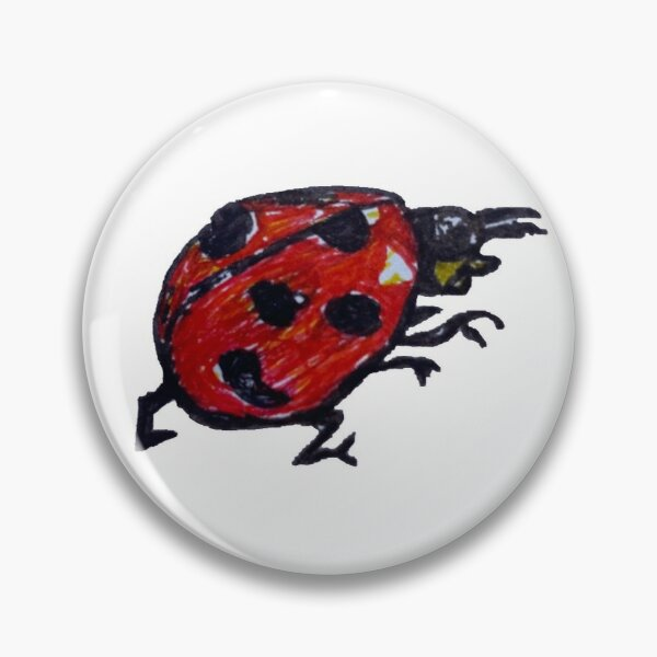 Lil' Ladybug Pin