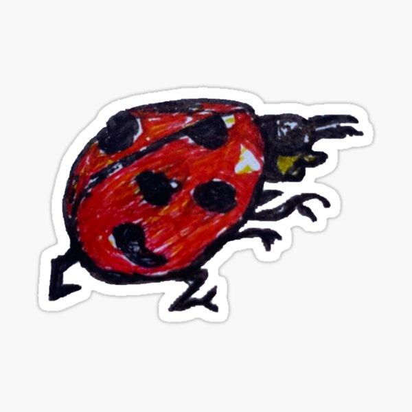 Lil' Ladybug Sticker