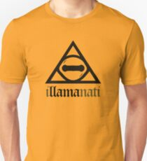 iLLAMAnati (Goat Eye Illuminati) Unisex T-Shirt