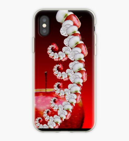 apple worm 2 iPhone Case