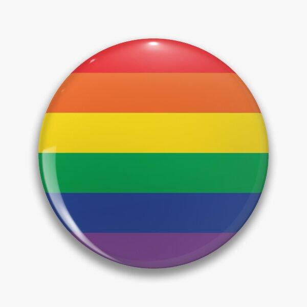 Rainbow Pride Flag Pin