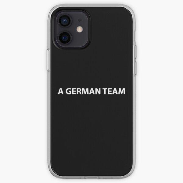 'A GERMAN TEAM': Borussia Monchengladbach iPhone Soft Case