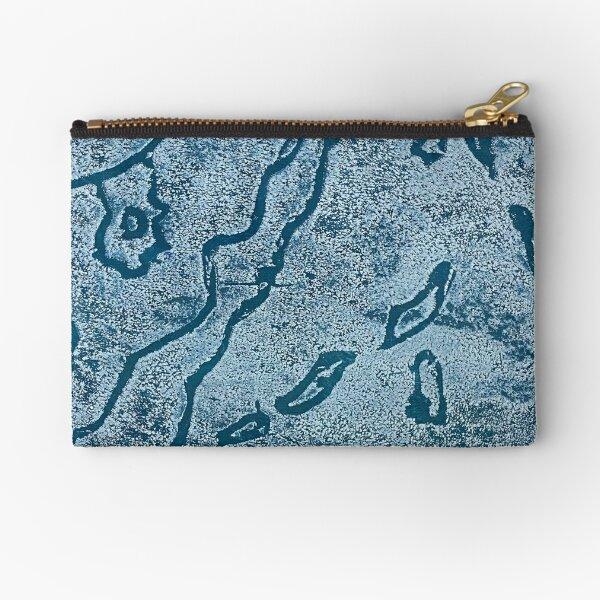 Ocean Surface Zipper Pouch